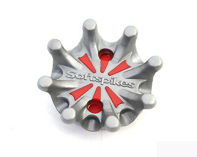Pack of 20 SOFTSPIKES - PULSAR Small Thread Golf Cleats Free Registered Delivery