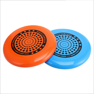Pro Competition 175g Weighted Ultimate Frisbee Disc Ring Garden Beach Toy  1pcs