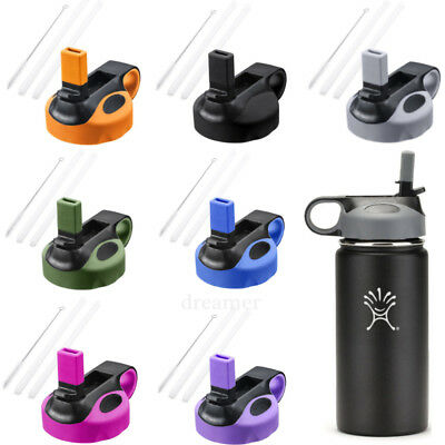 Hydro Flask 9 Color Straw Lid/Cap Wide Mouth for Hydroflask Bottle-18 32 40 64oz
