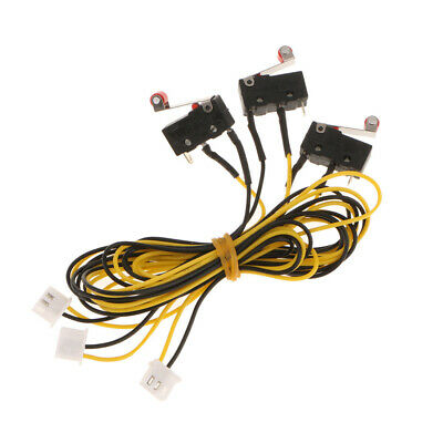Endstop Limit Mechanical Printer Switch with Cable for 3D Printer