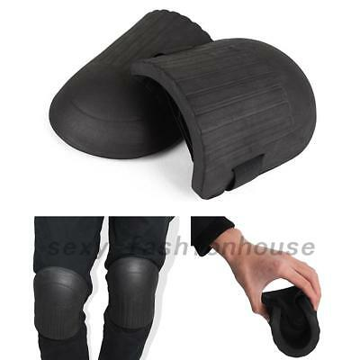 2X Soft Foam Knee Pads Protectors Cushion Sport Work Guard Gardening Tool UK