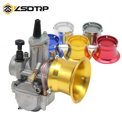 50mm Aluminium Air Filter Interface Cup for 24/26/28/30mm Motorcycle Carburetor