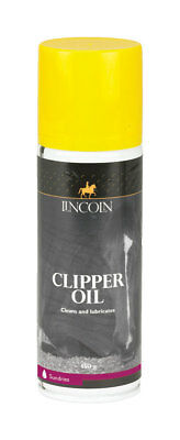 Lincoln Clipper Oil Spray 150g - For all clippers -