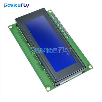 IIC/I2C/TWI/SP​​I Serial Interface 2004 20X4 Blue Character LCD Module Display