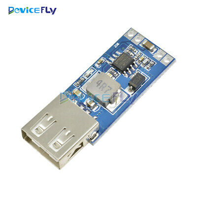 DC-DC 7.5-28V to 5V 3A USB Step Down Power Module 2A Power Charger Module