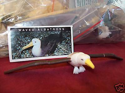 Yowies Series 4 COMPLETE SET OF 50  * WITH RARE WAVED ALBATROSS  + FULL PAPERS