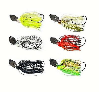 4 x 1/2 oz Spinnerbaits Spinner Lures Bass Barra Murray Cod Trout Redfin