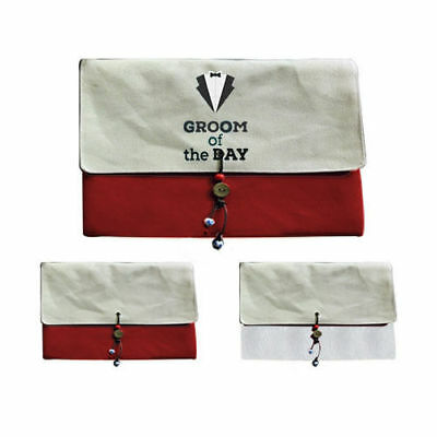 Custom handbag liner package coin cell phone bags wallet Groom of the day XQ449