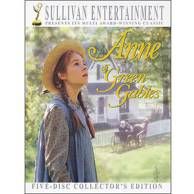 Sullivan Entertainment Anne of Green Gables - The Collection (DVD) (5-Disc Set)