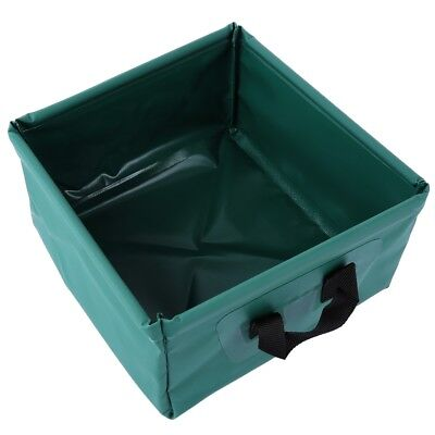 Portable Collapsible Folding Washbasin Washbowl for Outdoor Camping Hiking