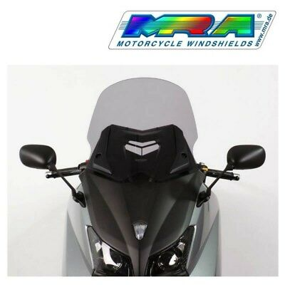 Bulle Pare Brise Touring Mra Fumee Yamaha Tmax 530