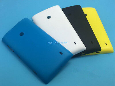 Battery Back Door Rear Cover Case Housing Replacement  For Nokia Lumia 520 525