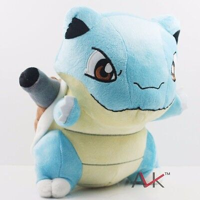 Pokemon Blastoise (NEW) Plush Soft Toy Stuffed Animal Doll 6""