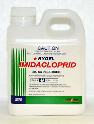 IMIDACLOPRID 200SC INSECTICIDE 1-Litre