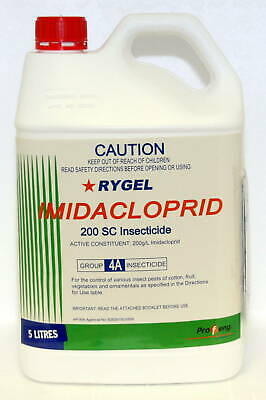 IMIDACLOPRID 200SC INSECTICIDE 5-Litre