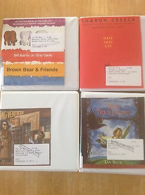Lot of 4 - 75 cents each!! - Children / Young Adults - ex library