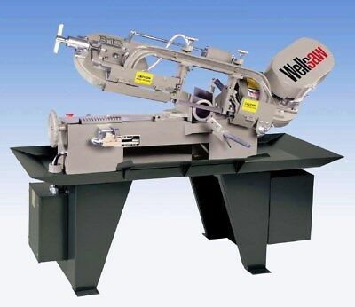 "WELLSAW 6"" x 13"" METAL WORKING MANUAL BAND SAW ~ MODEL 613 ~ NEW"