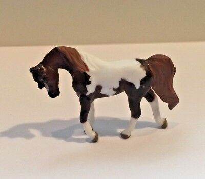 Breyer Mini Whinnies Surprise Series 2 - Pinto CHANCE, with Extras!!