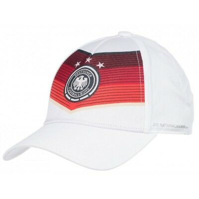 DFB HOME CAP WHI - Casquette Football Allemagne Homme Adidas