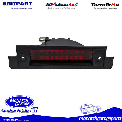 Land Rover Defender LED Brake Light Red Lens LR044451LEDR