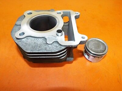 Yamaha Vity 125 2009 Cylinder Barrel and Piston