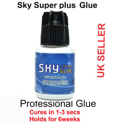 SKY Glue S Type Super Glue Adhesive 5/10/15g Professional - Eyelash Extensions