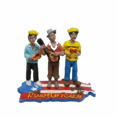 COLLECTABLE Puerto Rico island & Trovadores Figures ** FREE SHIPPING ** Rican