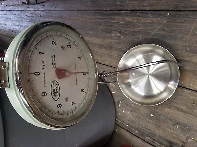 Accu-weight hanging 20lbs scale