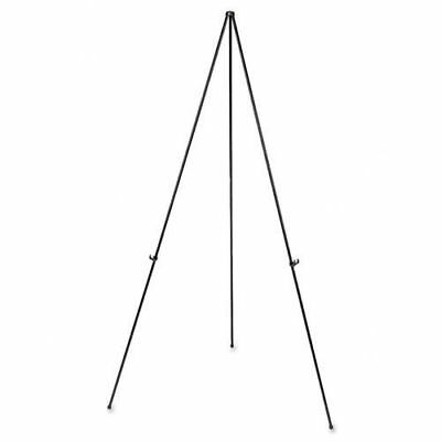 "*Universal One Heavy-Duty Instant Setup Foldaway Easel Adjustable 25"" - 63"" High"