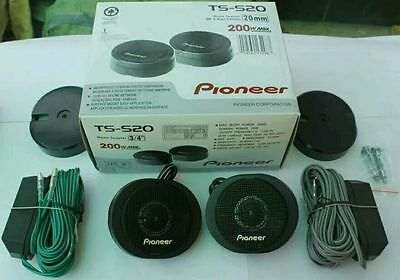 For Pioneer TS-S20 20mm High-Power Component Dome Tweeter. Free Shipping