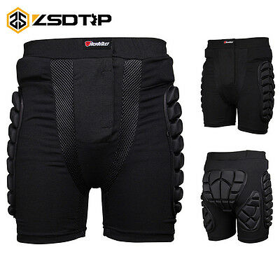 Motorcycle motocross protector Skiing Armor Pants Leg Ass Protection Unisex