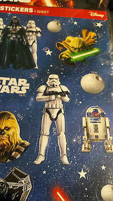 star wars stickers,collectables
