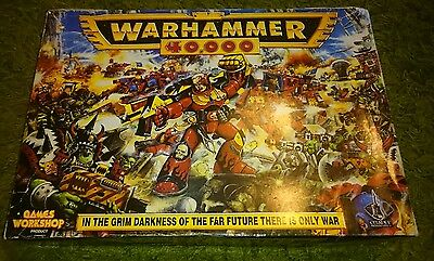 Warhammer 40k 2nd Second Edition Starter Set 1993