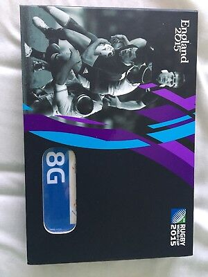 2015 Rugby World Cup.England  Final Ticket+Hospitality VIP Pack. Memorabilia