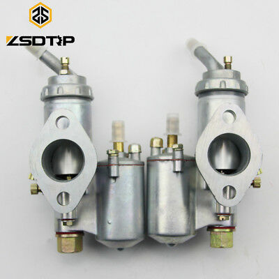 A pair Motorcycle Engine Carburetor for BMW R50 R60 R12 K750, R1,R71,M72, MW 750