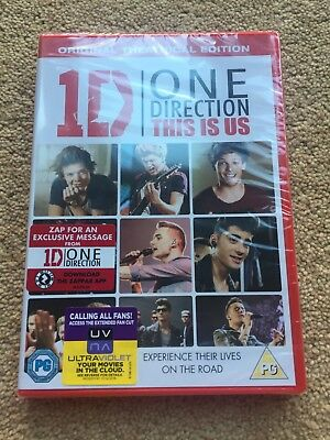 One Direction DVD *New & Sealed*