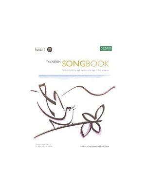 The ABRSM Songbook Book 5 Learn to Play EXAM Lesson Tutor Instruction MUSIC BOOK