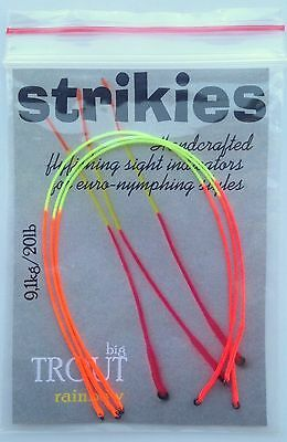 Strike Indicator for French and Czech nymphing, flyfishing, 3pcs