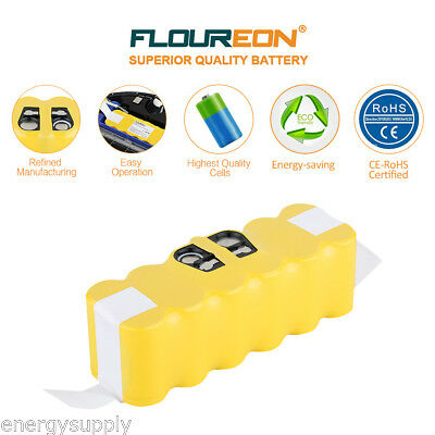 R3 Aspirateur Ni-MH Batterie for iRobot Roomba 500 510 530 532 534 535 610 780