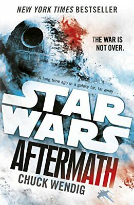Star Wars: Aftermath: Journey to Star Wars: T by Chuck Wendig New Paperback Book