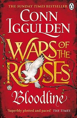 Bloodline by Conn Iggulden (Paperback, 2016)