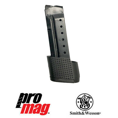 ProMag 9-Round Steel Extended Clip Magazine SMI31 for Smith & Wesson Shield .40