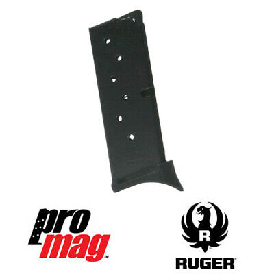 ProMag 7-Round 9mm Blue Steel Clip Magazine RUG16 for Ruger LC9 LC9S