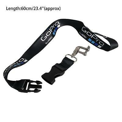 New Neck Strap Lanyard for Gopro 60cm Hero 5 4 3+ SJ Camera Housing Case