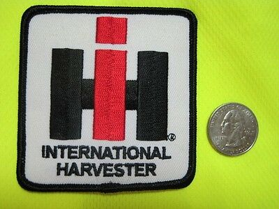 Farm Tractor Patch International Harvester Tractor I H Look And Buy Now The Best
