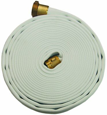 "DIXON A325-50RBF 300# Single Jacket All Polyester Fire Hose  2-1/2""x50' 135 psi"