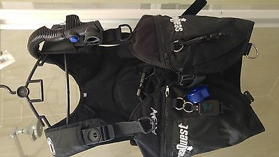 SeaQuest BCD Scuba diving buoyancy vest