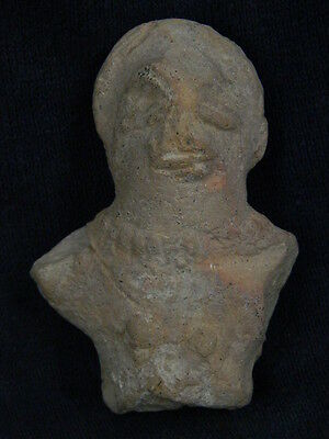 Ancient Teracotta Torso Indus Valley 600 BC   #TR665