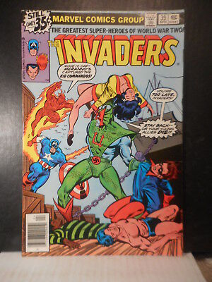 Invaders # 39  (1979)  VG-  92TB.