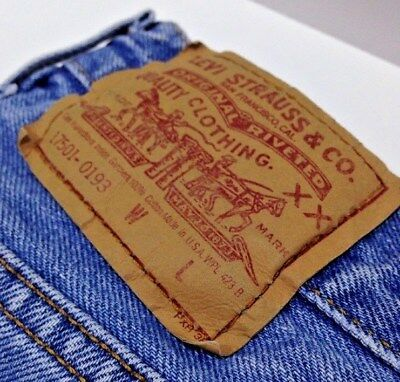 VINTAGE Women's Size 11M LEVI STRAUSS & CO. XX Double X Jeans Great Cond. 23
